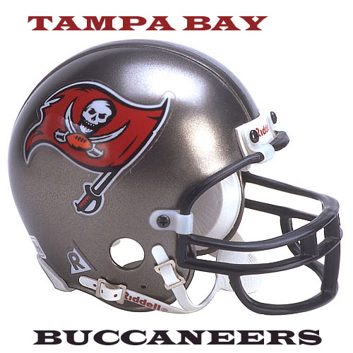 Tampa Bay Buccaneers: A Redesign To Match The On-Field Performance: DCist