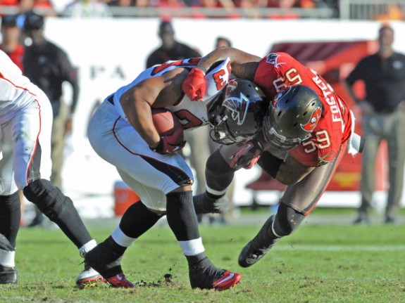 Buccaneers Fight Hard, Still Fall to Falcons 24-23