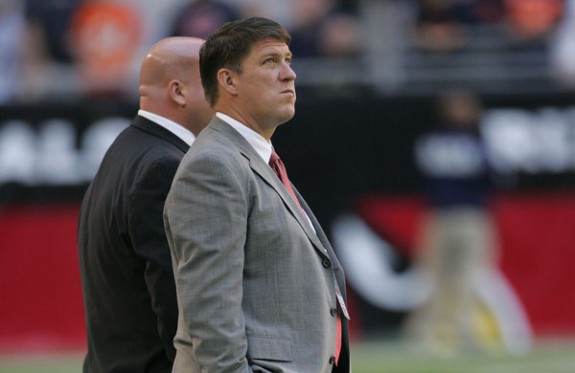 Report: Buccaneers Hire Jason Licht as General Manager