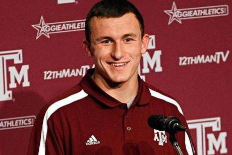 Johnny Manziel To The Buccaneers In Round One?