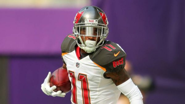 Bucs WR DeSean Jackson Out for Sunday's Game vs Carolina