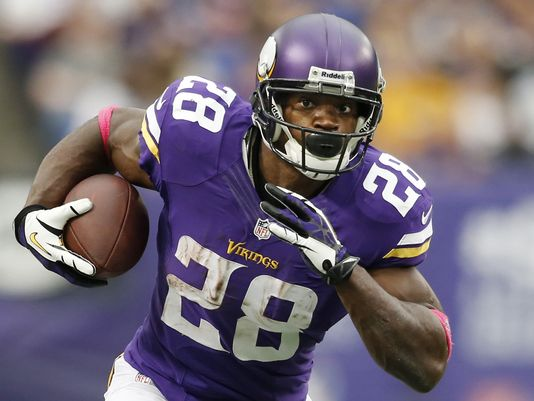 Could the Buccaneers Take a Flier on Running Back Adrian Peterson?