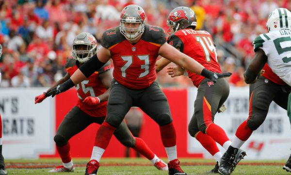 Buccaneers Part Ways with Starting Right Guard J.R. Sweezy