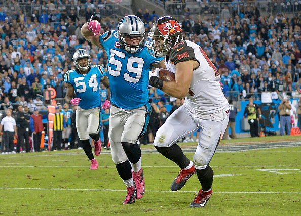 Tampa Bay Buccaneers v Carolina Panthers